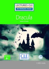 Dracula - Niveau 3/B1 - Lecture CLE en Français facile - Livre + CD - Nouveauté