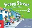 Happy Street 2 New Edition Class Audio Cds