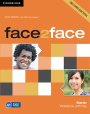 face2face Second edition Starter Workbook with Key