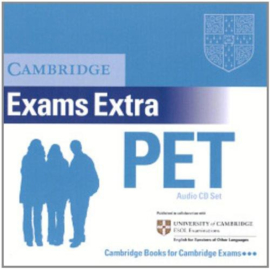 Cambridge Preliminary English Test Extra Audio CDs (2)