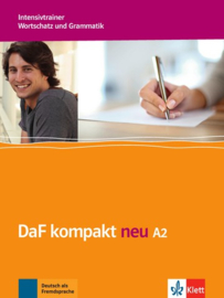DaF kompakt neu A2 Intensieve Trainer - Wortschatz en Grammatik