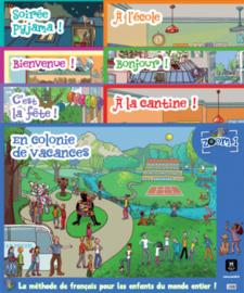Zoom 1 – Pack de 7 posters