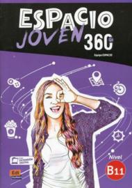 Espacio Joven 360º - Libro del alumno. Nivel B1.1