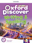 Oxford Discover Level 5 Writing and Spelling Book