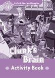 Oxford Read And Imagine Level 4 Clunk's Brain Activity Book