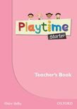 Playtime Starter Teacher's Book