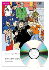Simon and the Spy Book & CD Pack
