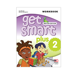 Get Smart Plus 2 Workbook British Edition