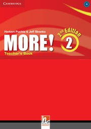 More! Second edition Level2 Teacher's Book