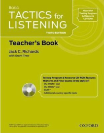 Tactics for Listening: Basic: Teacher's Resource Pack
