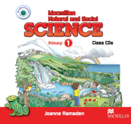 Macmillan Natural and Social Science Level 1 Class Audio CD (3)
