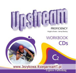 Upstream C2 Workbook Class Cds (set Of 2) (2nd Edition)