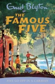 Famous Five: Five Go Off In A Caravan : Book 5