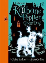 Knitbone Pepper Ghost Dog: Best Friends Forever HB