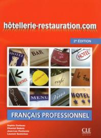 Hôtellerie-restauration.com - Livre de lélève + DVD Rom -2ème édition