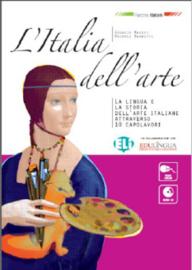 L'italia Dell'arte + Audio Cd