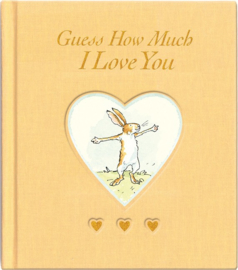 Guess How Much I Love You Golden Sweetheart Edition (Sam McBratney, Anita Jeram)
