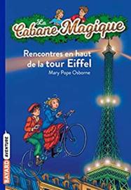 La Cabane Magique Tome 30 - Rencontres en haut de la tour Eiffel