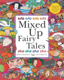 Mixed Up Fairy Tales : Split-Page Book
