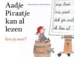 Aadje Piraatje kan al lezen (Marjet Huiberts)