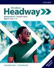 Headway Advanced Student's Book A With Online Practice