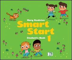 Smart Start 1 - Sb + Stickers