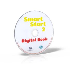 Smart Start 2 - Class Digital Book - Dvd