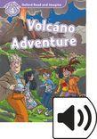 Oxford Read And Imagine Level 4 Volcano Adventure Audio Pack
