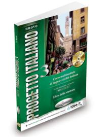 Nuovo Progetto italiano 3 SB + 2 Audio CD