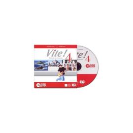 Vite! 4 Class Digital Book - DVD