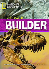 Footprint Reading Library 2600: Dinosaur Builder Book With Multi-rom (x1)
