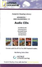 Footprint Reading Library 3000 - Audio Cd (x1)