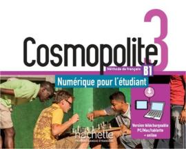 Cosmopolite 3 B1 - Manuel numérique pour l'élève