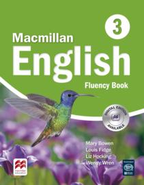 Macmillan English Level 3 Fluency Book