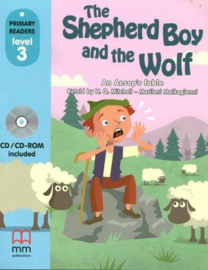 The Shepherd Boy And The Wolf Students Book (without Cd Rom)