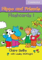 Hippo and Friends Level1 Flashcards (pack of 64)