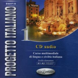 Nuovo Progetto italiano 1 Audio CD