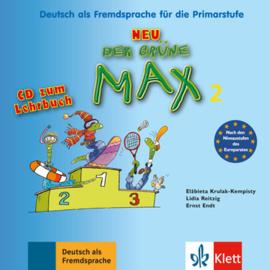 Der Grüne Max Neu 2 Audio-CD