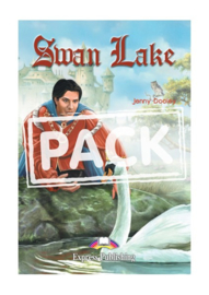 Swan Lake Set (with Activity,audio Cd/dvd Pal)