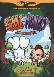 Bunny vs Monkey Bk1 Let the Mayhem Begin!