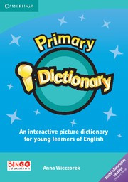 Primary i-Dictionary Level1 Starters CD-ROM (Up to 10 classrooms)
