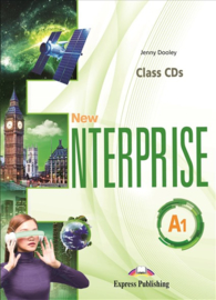 New Enterprise A1 Class Cds (set Of 4) (international)