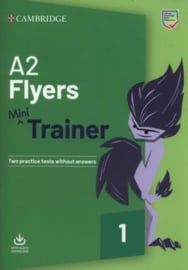 A2 Flyers Mini Trainer with Audio Download