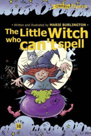 The Little Witch Who Can't Spell (Marie Burlington)