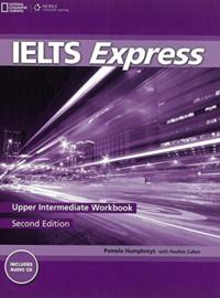 IELTS Express Upper Intermediate Workbooko + Audio Cd