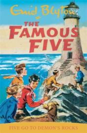 Famous Five: Five Go To Demon's Rocks : Book 19