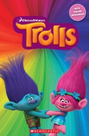 Trolls + audio-cd