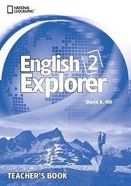 English Explorer 2 Teacher's Book with Class Audio Cd (x2)