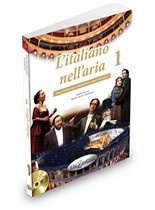 L'italiano nell'aria 1 (+ uitspraak katern + Audio CD x2)