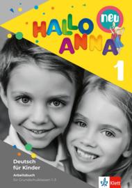 Hallo Anna 1 neu Werkboek